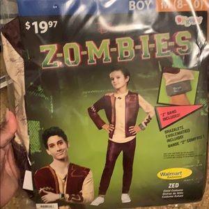 Disney Z O M B I E S  Zed costume